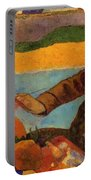 Van Gogh Painting Sunflowers 1888 Portable Battery Charger