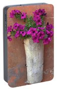 Vase Portable Battery Charger