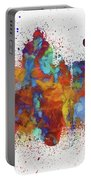 Venice Colorful Skyline Portable Battery Charger