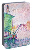 Venice, The Pink Cloud - Digital Remastered Edition Portable Battery Charger