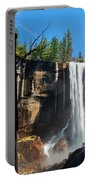 Vernal Fall, Yosemite National Park Portable Battery Charger