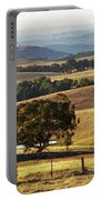 Victoria Countryside Layers Portable Battery Charger