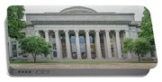 View Of Massachusetts Institute Portable Battery Charger