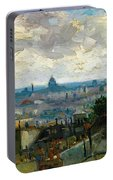 View Of Paris - Digital Remastered Edition Portable Battery Charger