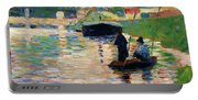 View Of The Seine - Digital Remastered Edition Portable Battery Charger