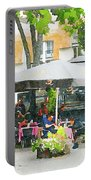 Vilnius Summer Time Leisure Time  Portable Battery Charger