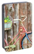 Vintage Bicycles Portable Battery Charger