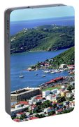 Virgin Island View Portable Battery Charger