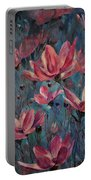 Virgin Of Tenderness Portable Battery Charger
