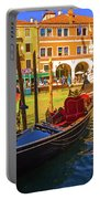 Visions Of Venice Portable Battery Charger