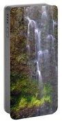 Waimoku Falls Portable Battery Charger