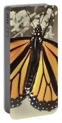 Wandering Migrant Butterfly Portable Battery Charger