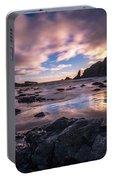 Washington Coast Skies Blue Clarity Portable Battery Charger
