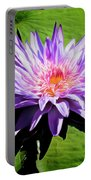 Water Lily 7 Portable Battery Charger