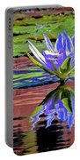 Water Lily10 Portable Battery Charger