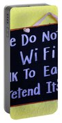 We Do Not Have Wifi Portable Battery Charger