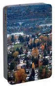 Wenatchee In November Portable Battery Charger