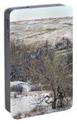 Western Edge Winter Hills Portable Battery Charger
