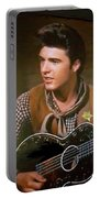 Western Ricky Nelson Portable Battery Charger