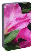 Wet Blooms Portable Battery Charger