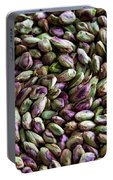 Whirling Pistachios Portable Battery Charger
