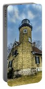 White River Lighthouse Portable Battery Charger