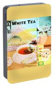 White Tea Blend  Portable Battery Charger