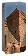 Whitekirk 12th Century Church Tower In East Lothian Portable Battery Charger