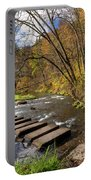 Whitewater River Scene 55 C Portable Battery Charger