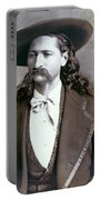 Wild Bill Hickok  1873 Portable Battery Charger