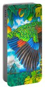 Wild Parrot Portable Battery Charger