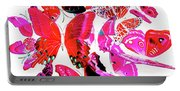 Wild Vibrancy Portable Battery Charger
