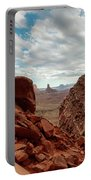 Window On The Desert Portable Battery Charger