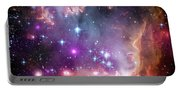 Wing Of The Small Magellanic Cloud Portable Battery Charger
