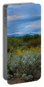 Winter In The Valley  H1933 Portable Battery Charger by Mark Myhaver