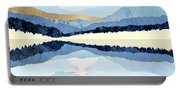 Winter Reflection Portable Battery Charger