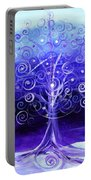 Winter Tree One Portable Battery Charger