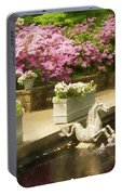 Winterthur Spring Pond Portable Battery Charger