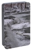 Wny Winter Wonderland Portable Battery Charger