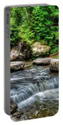 Wolf Creek Falls, New River Gorge, West Virginia Portable Battery Charger