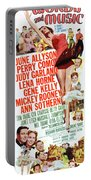 Word And Music 1948 Film Portable Battery Charger