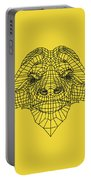 Yellow Buffalo Portable Battery Charger