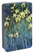 Yellow Irises - Digital Remastered Edition Portable Battery Charger
