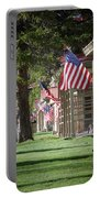 Yellowstone Flags Portable Battery Charger