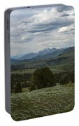 Yellowstone National Park Portable Battery Charger