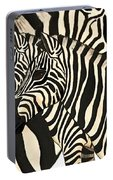 Z Is For Zebras Portable Battery Charger