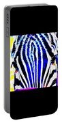 Zany Zebra II Portable Battery Charger