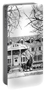 Zeta Tau Alpha Sorority House, Purdue University, West Lafayette, Indiana, Fine Art Print Portable Battery Charger