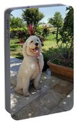 Zoey Towel Portable Battery Charger