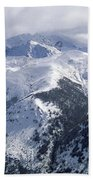 Argentina. Andes Mountains Beach Towel by Anonymous